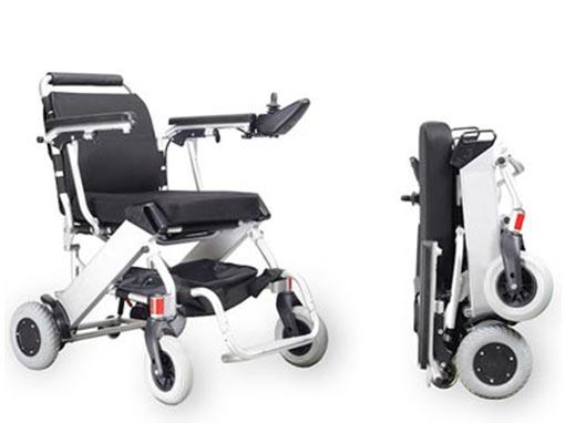 Foldawheel Electric Wheelchair Foldawheel Powerchair