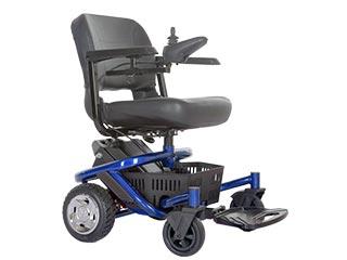 Quest Electric Wheelchair