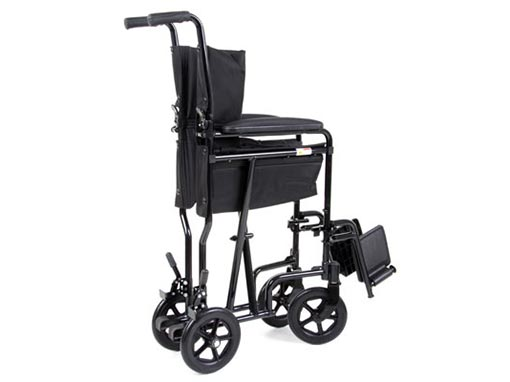 Alulite Transit Wheelchair front image