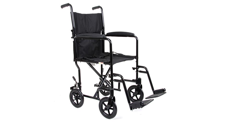 Alulite Transit Wheelchair