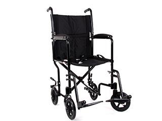 Aluminium Travel Wheelchair
