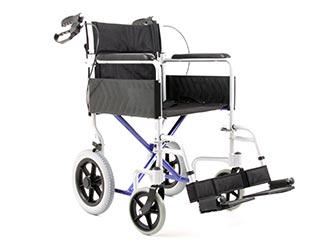 Aluminium Traveller Transit Wheelchair
