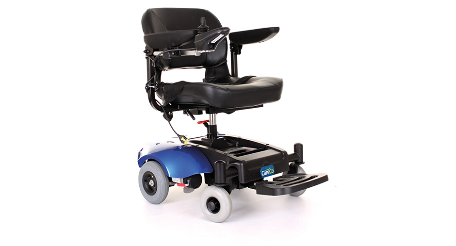 Easi Go Electric Wheelchair