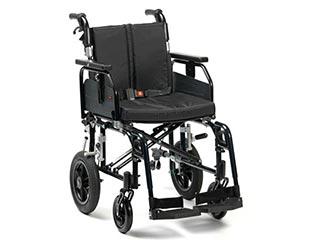 Super Deluxe 2 Transit Wheelchair