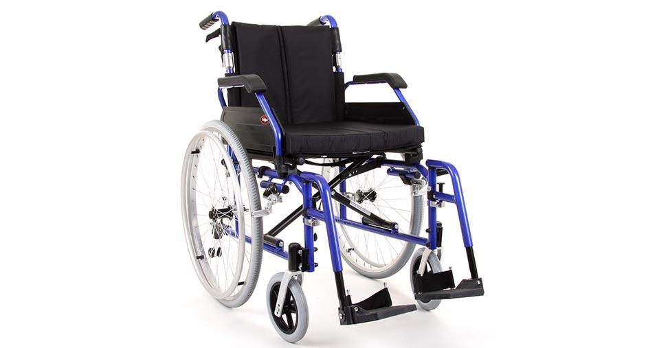 Enigma XS Bariatric Wheelchair Image