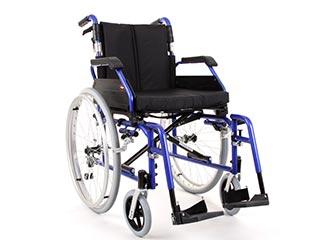 Enigma XS Self Propelled Wheelchair