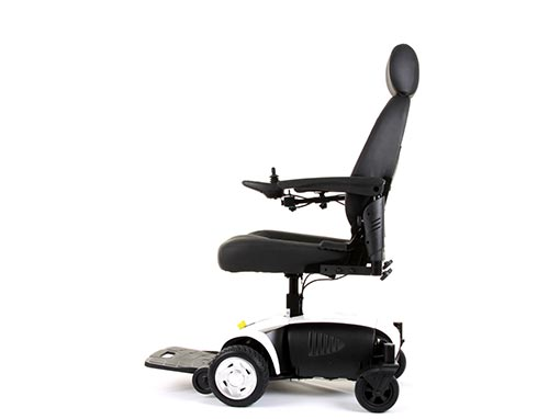 Venture Electric Wheelchair side image
