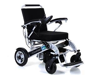 Foldawheel Plus Electric Wheelchair