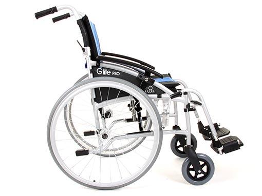 G-Lite Pro self propelled wheelchair