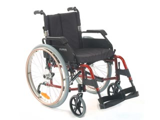 Roma 1500 Self Propelled Wheelchair