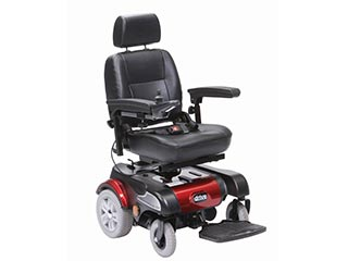 Sunfire Plus GT Electric Wheelchairs