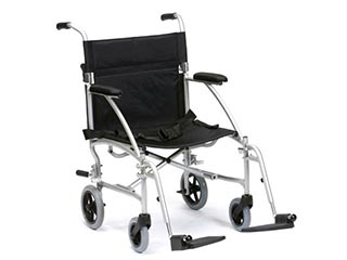 Travel Wheelchair in a Bag
