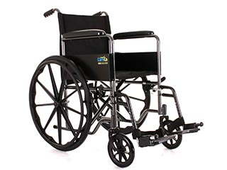 Viper Self Propelled Wheelchair