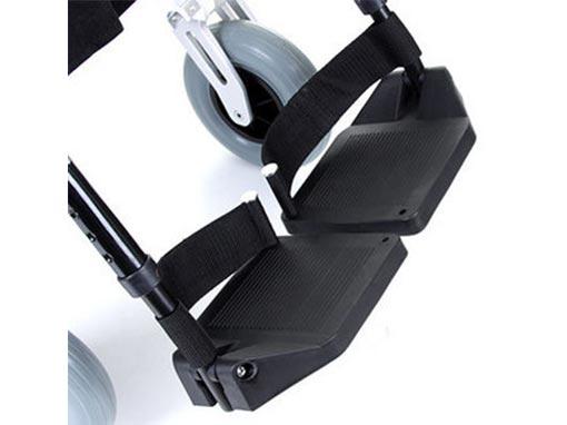 Enigma Energi Electric Wheelchair side image