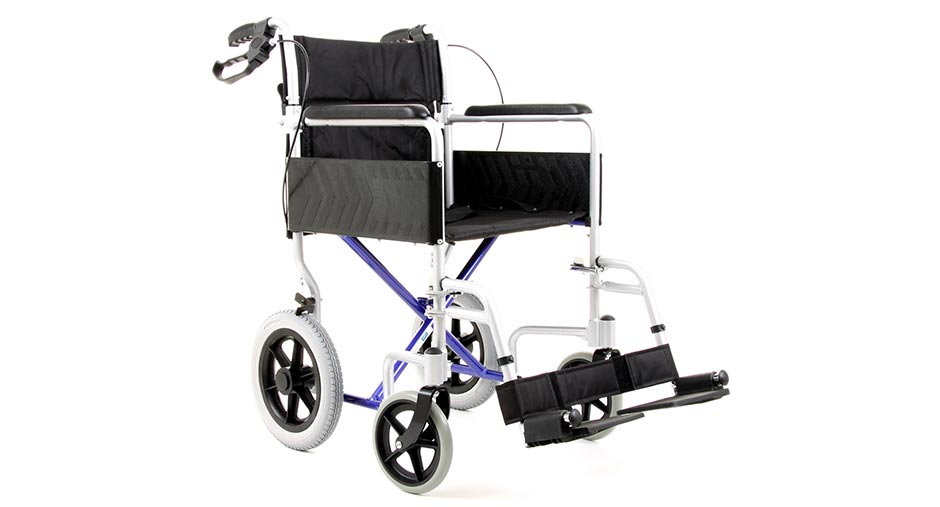 Aluminium Traveller Wheelchair