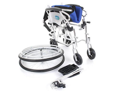 Evolution Self Propelled Wheelchair front image