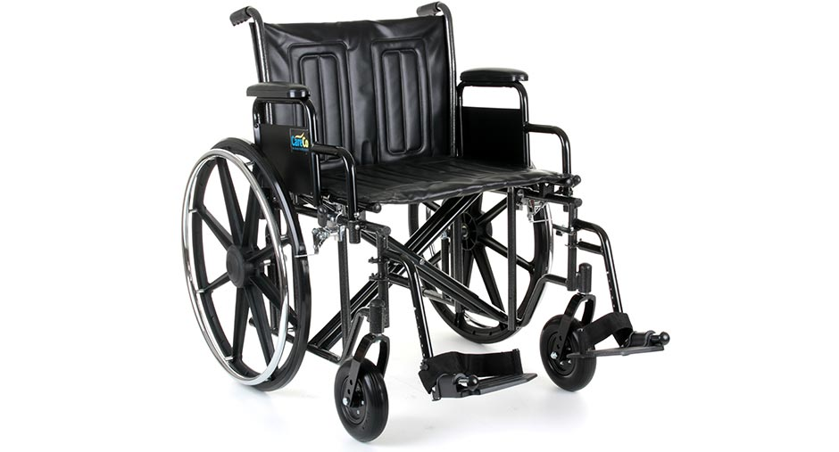 Explorer Bariatric Wheelchair Image