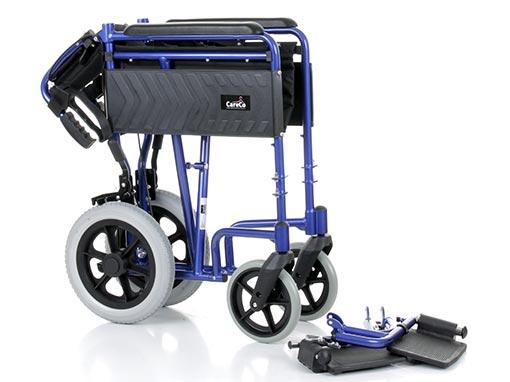 Aspire Transit Wheelchair