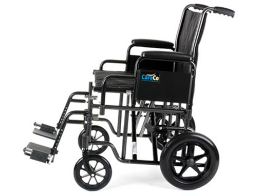 Voyager wheelchair side image