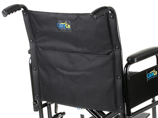 Voyager Wheelchair rear image