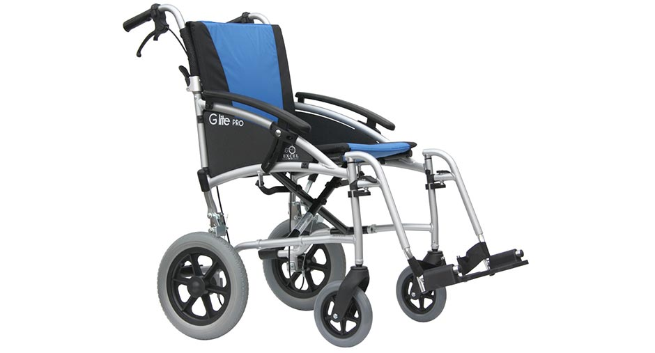 G-Lite Pro Transit Wheelchair