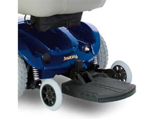 Pride Jazzy Select Electric Wheelchair side image