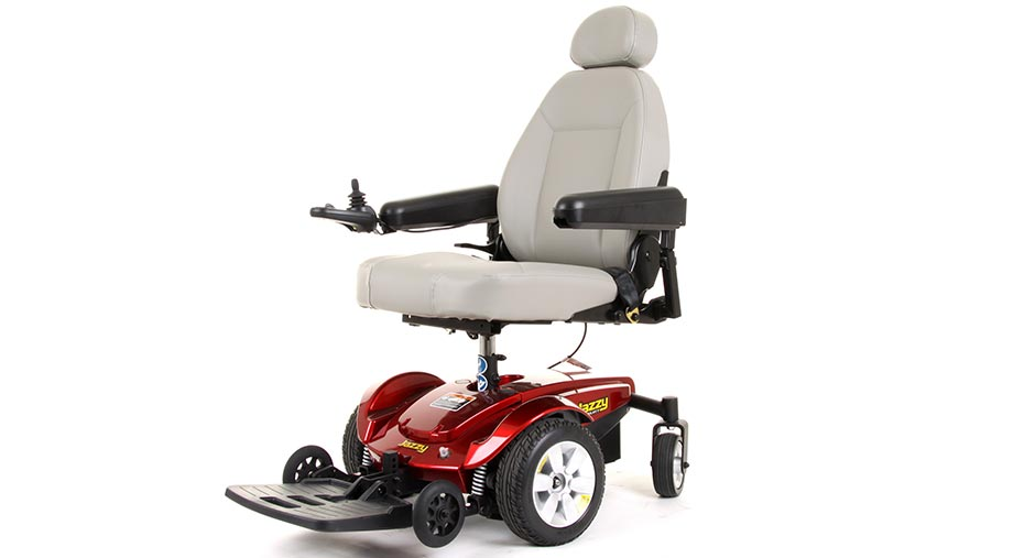Pride Jazzy Select Electric Wheelchair