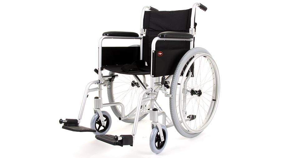 enigma lightweight aluminium wheelchair