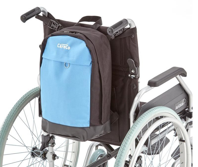 Featured Storage Bags to Use with Your Wheelchair